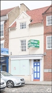 1,148 SF High Street Shop for Sale  |  78 High Street, Yarm, TS15 9AH