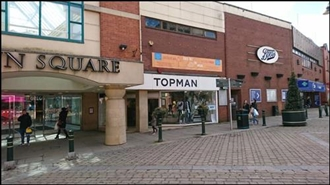 1,695 SF Shopping Centre Unit for Rent  |  3 Yorkshire Street, Oldham, OL1 1XE