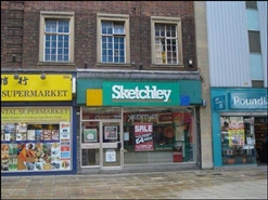 1,897 SF High Street Shop for Rent  |  1 - 61 Bridge Street, Peterborough, PE1 1HA
