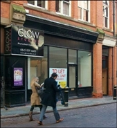 564 SF High Street Shop for Rent  |  Ingleby House, Birmingham, B2 5EN