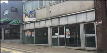 1,282 SF High Street Shop for Rent  |  85 - 87 Chester Road, Deeside, CH5 1BZ