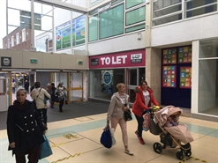 1,170 SF Shopping Centre Unit for Rent  |  Unit 6, Churchill Shopping Centre, Dudley, DY2 7BJ