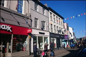 823 SF High Street Shop for Rent  |  22 Stricklandgate, Kendal, LA9 4ND