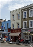 1,090 SF High Street Shop for Rent  |  17 The Green, Ealing, W5 5DA