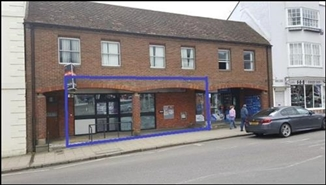 1,082 SF High Street Shop for Rent  |  2 Market Hill, Buckingham, MK18 1JN