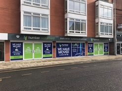 1,226 SF High Street Shop for Rent  |  156 - 160 Victoria Street, Grimsby, DN31 1NX