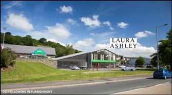 2,285 SF Retail Park Unit for Rent  |  Unit 2, Bangor Retail Park, Bangor, LL57 4SU