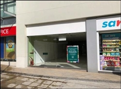887 SF Shopping Centre Unit for Rent  |  Unit 3, Brentwood, CM14 4BX