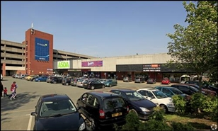 20,000 SF Shopping Centre Unit for Rent  |  The Birtles, 1st Floor above Select, Manchester, M22 5RF