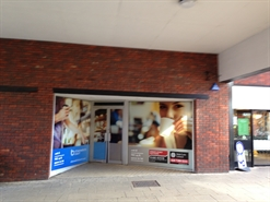 896 SF Shopping Centre Unit for Rent  |  Unit 11, St. Benedicts Court, Huntingdon, PE29 3PN