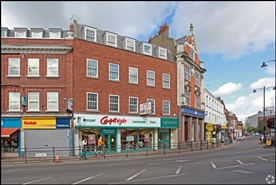 2,549 SF High Street Shop for Rent  |  2 - 4 King Street, Twickenham, TW1 3RZ