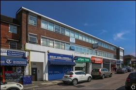 623 SF High Street Shop for Rent  |  64 Mowbray House, Edgware, HA8 8JS