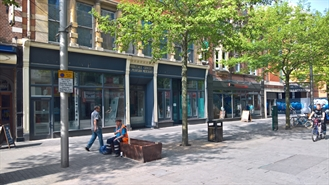 6,157 SF High Street Shop for Rent  |  87-91 High Street, Leicester, LE1 4JB
