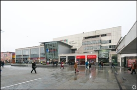 250 SF Shopping Centre Unit for Rent | 29, Kingsway Centre, Newport, NP20 1HY