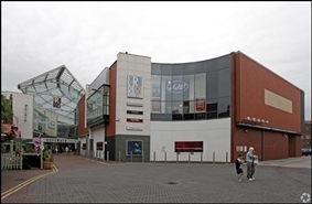 44 SF Shopping Centre Unit for Rent  |  Mall Kiosk, Nuneaton, CV11 5TZ