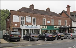 1,468 SF High Street Shop for Rent  |  Park View House, Sutton Coldfield, B74 3EN