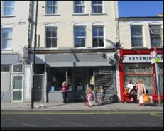 120 SF High Street Shop for Rent  |  96 Dawes Road, London, SW6 7EJ