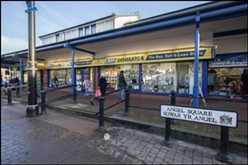 1,652 SF High Street Shop for Rent  |  4 - 5 Angel Place, Neath, SA11 1RS