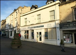 510 SF High Street Shop for Rent  |  13 High Street, Calne, SN11 0BS