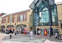 390 SF Shopping Centre Unit for Rent  |  14a Fishergate Walk, St Georges Shopping Centre, Preston, PR1 2TU