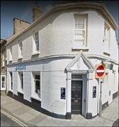 879 SF High Street Shop for Sale  |  3 High Street, Haverfordwest, SA62 6SA