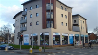 3,703 SF Out of Town Shop for Rent  |  Unit 1. 3 Haven Road, Exeter, EX2 8BP
