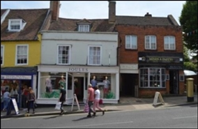 502 SF High Street Shop for Rent  |  8 High Street, Lymington, SO41 9AA