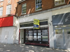 738 SF High Street Shop for Rent  |  133 The Parade, Watford, WD17 1NA