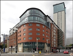 1,105 SF High Street Shop for Rent  |  3b, Orion Building, Birmingham, B5 4AX