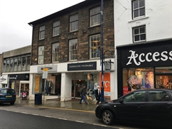 3,077 SF High Street Shop for Rent  |  36-38 Great Darkgate Street, Aberystwyth, SY23 1DE