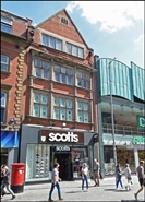 1,407 SF High Street Shop for Rent  |  11 Paradise Street, Liverpool, L1 3BL