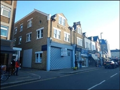 High Street Shop for Rent  |  12 Turnham Green Terrace, London, W4 1QP