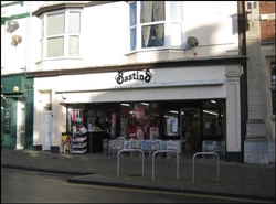 1,240 SF High Street Shop for Rent  |  6 The Strand, Dawlish, EX7 9PS