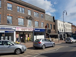 968 SF High Street Shop for Rent  |  119 High Street, Tonbridge, TN9 1DL