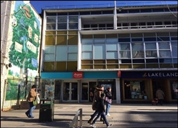 2,254 SF High Street Shop for Rent  |  19 - 20 Market Square, Bromley, BR1 1NA