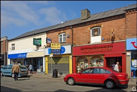 957 SF High Street Shop for Rent  |  109 High, Birmingham, B23 6SA
