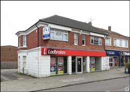700 SF High Street Shop for Rent  |  48 - 50 North Road, Lancing, BN15 9AB