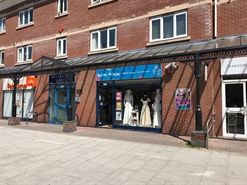 915 SF High Street Shop for Rent  |  Shop 3, Burseldon House, New Milton, BH25 6HT
