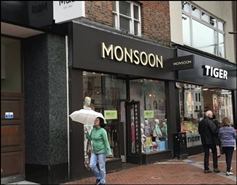 1,889 SF High Street Shop for Rent  |  11 Broad Street, Reading, RG1 2BH