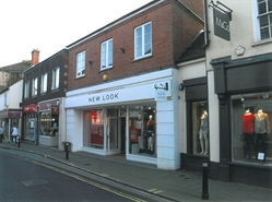 1,760 SF High Street Shop for Rent  |  11 The Hundred, Romsey, SO51 8GD