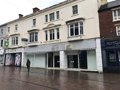 3,835 SF High Street Shop for Rent  |  15 - 16 Gaolgate Street, Stafford, ST16 2BQ