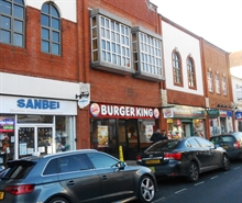 2,084 SF High Street Shop for Rent  |  34 High Street, The Square, Camberley, GU15 3RS