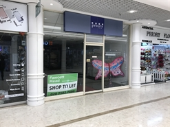 722 SF Shopping Centre Unit for Rent  |  Unit 43 Priory Shopping Centre, Dartford, DA1 2HR