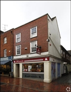 1,180 SF High Street Shop for Rent  |  50 High Street, Sittingbourne, ME10 4PB