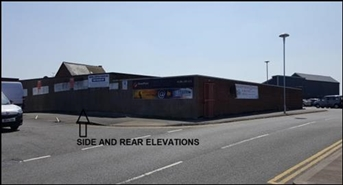 10,835 SF High Street Shop for Sale  |  121 High Street, Cradley Heath, B64 5HE