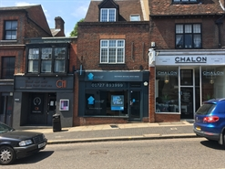 299 SF High Street Shop for Rent | 24 Holywell Hill, St Albans, AL1 1BZ