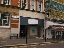 933 SF High Street Shop for Rent  |  3 Gervis Place, Bournemouth, BH1 2AL