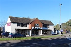 2,394 SF Out of Town Shop for Sale  |  Fourways Ham Lane, Ferndown, BH22 9DP