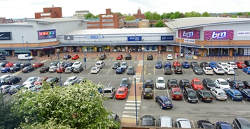 7,631 SF Retail Park Unit for Rent  |  Unit 5, Astle Retail Park, West Bromwich, B70 8NS