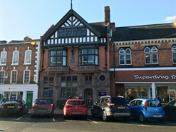 1,836 SF High Street Shop for Sale  |  21 High Street, Bridgnorth, WV16 4BF